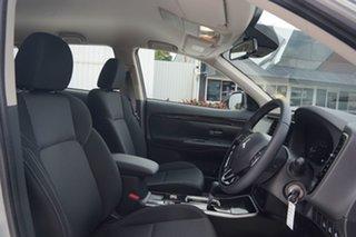 2021 Mitsubishi Outlander ZL MY21 ES AWD Titanium Grey 6 Speed Constant Variable Wagon