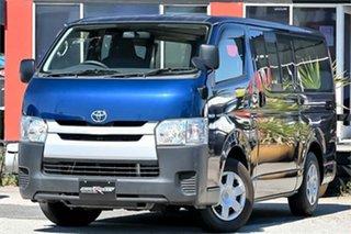 2016 Toyota HiAce KDH201R Blue 4 Speed Automatic Van.