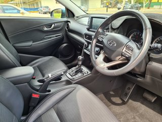 2018 Hyundai Kona OS MY18 Highlander D-CT AWD Teal 7 Speed Sports Automatic Dual Clutch Wagon