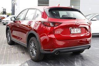 2020 Mazda CX-5 KF2W7A Maxx SKYACTIV-Drive FWD Sport Soul Red Crystal 6 Speed Sports Automatic Wagon.