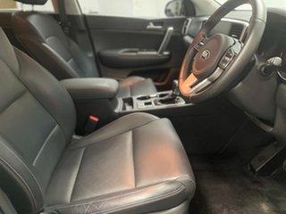 2019 Kia Sportage QL MY20 SX+ 2WD White 6 Speed Sports Automatic Wagon
