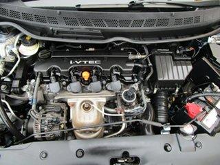 2008 Honda Civic 8th Gen MY08 VTi Blue 5 Speed Automatic Sedan
