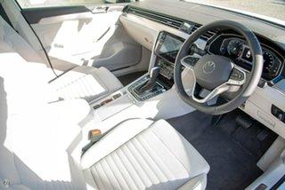 2021 Volkswagen Passat 3C (B8) MY21 162TSI DSG Elegance White 6 Speed Sports Automatic Dual Clutch