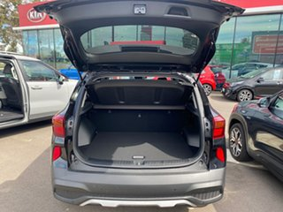2021 Kia Seltos SP2 MY22 Sport+ 2WD Cherry Black 1 Speed Constant Variable Wagon