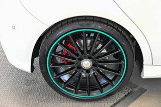 2016 Mercedes-Benz A-Class W176 806MY A250 D-CT 4MATIC Sport White 7 Speed