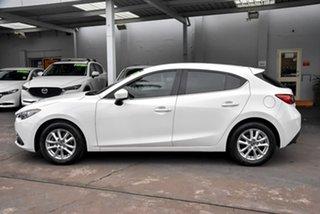 2015 Mazda 3 BM5476 Maxx SKYACTIV-MT White 6 Speed Manual Hatchback.