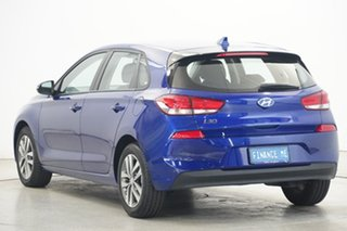 2019 Hyundai i30 PD2 MY20 Active Blue 6 Speed Sports Automatic Hatchback