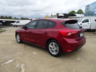 2019 Ford Focus SA 2020.25MY Trend Ruby Red 8 Speed Automatic Hatchback.