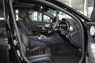 2019 Mercedes-Benz C-Class W205 809MY C300 9G-Tronic Black 9 Speed Sports Automatic Sedan
