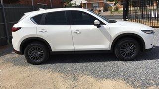 2021 Mazda CX-5 KF2W7A Maxx SKYACTIV-Drive FWD Sport 6 Speed Sports Automatic Wagon