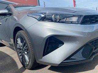 2021 Kia Cerato BD MY22 Sport Steel Grey 6 Speed Sports Automatic Sedan.