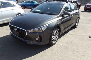 2020 Hyundai i30 PD2 MY20 Active Grey 6 Speed Sports Automatic Hatchback.