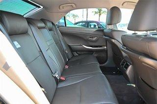 2011 Toyota Crown GRS204 Athlete G Package Black Automatic Sedan