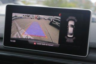 2016 Audi A4 B9 8W MY16 Sport S Tronic Dark Grey 7 Speed Sports Automatic Dual Clutch Sedan