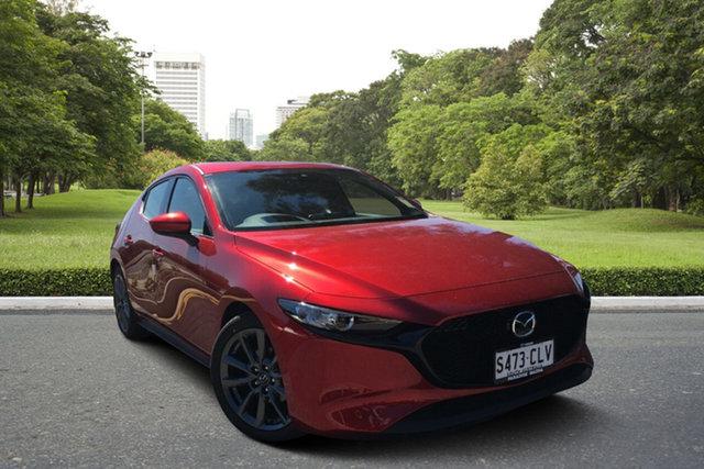 Demo Mazda 3 BP2H7A G20 SKYACTIV-Drive Touring Paradise, 2021 Mazda 3 BP2H7A G20 SKYACTIV-Drive Touring 6 Speed Sports Automatic Hatchback