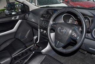 2014 Mazda BT-50 UP0YF1 GT Silver 6 Speed Sports Automatic Utility