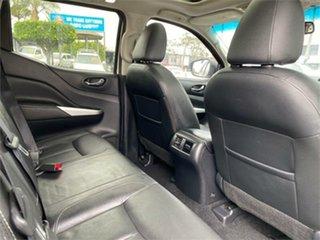 2016 Nissan Navara D23 ST-X White 6 Speed Manual Utility