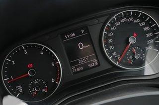 2018 Volkswagen Amarok 2H MY18 TDI550 4MOTION Perm Sportline Blue 8 Speed Automatic Utility