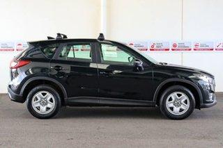 2017 Mazda CX-5 MY17 Maxx (4x2) Black 6 Speed Automatic Wagon