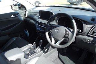2019 Hyundai Tucson TL3 MY19 Elite AWD Blue 8 Speed Sports Automatic Wagon