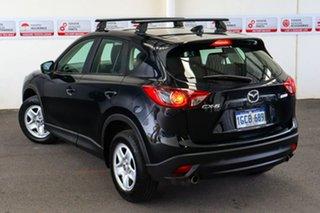2017 Mazda CX-5 MY17 Maxx (4x2) Black 6 Speed Automatic Wagon.