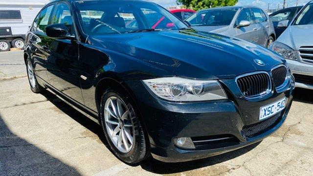 Used BMW 3 Series E90 MY10 320d Steptronic Executive Maidstone, 2010 BMW 3 Series E90 MY10 320d Steptronic Executive Black 6 Speed Sports Automatic Sedan