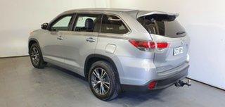2015 Toyota Kluger GSU55R GXL AWD Silver 6 Speed Sports Automatic Wagon