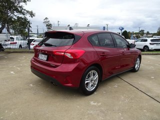 2019 Ford Focus SA 2020.25MY Trend Ruby Red 8 Speed Automatic Hatchback