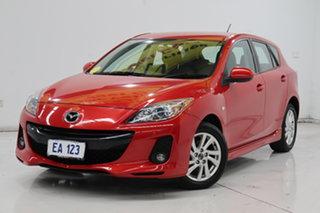 2013 Mazda 3 BL1072 MY13 SP20 SKYACTIV-Drive SKYACTIV Red 6 Speed Sports Automatic Hatchback.