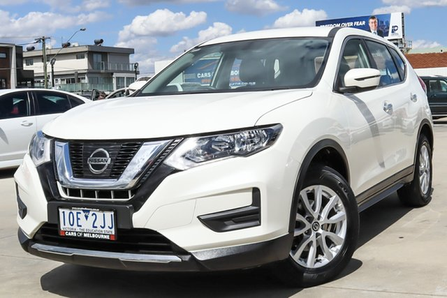 Used Nissan X-Trail T32 Series II ST X-tronic 4WD Coburg North, 2018 Nissan X-Trail T32 Series II ST X-tronic 4WD White 7 Speed Constant Variable Wagon