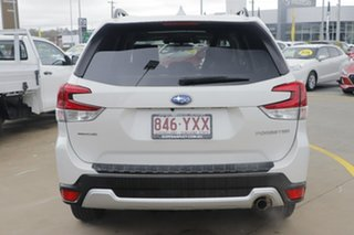 2019 Subaru Forester S5 MY20 2.5i-S CVT AWD White 7 Speed Constant Variable Wagon