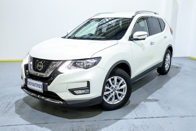 Used Nissan X-Trail T32 Series II ST-L X-tronic 4WD Canning Vale, 2019 Nissan X-Trail T32 Series II ST-L X-tronic 4WD White 7 Speed Constant Variable Wagon