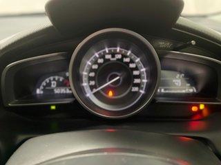 2015 Mazda 2 DJ2HAA Maxx SKYACTIV-Drive Silver 6 Speed Sports Automatic Hatchback