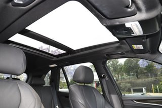 2015 BMW X5 F15 sDrive25d Glacier Silver 8 Speed Automatic Wagon