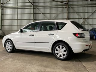 2006 Mazda 3 BK10F1 Neo White 4 Speed Sports Automatic Hatchback