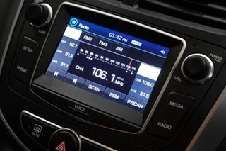 2018 Hyundai Accent RB6 MY18 Sport Grey 6 Speed Sports Automatic Sedan