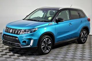 2021 Suzuki Vitara LY Series II Turbo 2WD Atlantis Turquoise 6 Speed Sports Automatic Wagon.