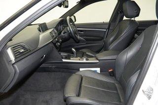 2018 BMW 3 Series F30 LCI 320i M Sport Alpine White 8 Speed Sports Automatic Sedan