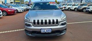 2014 Jeep Cherokee KL Sport 9 Speed Sports Automatic Wagon.