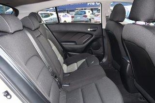 2018 Kia Cerato YD MY18 Sport Snow White Pearl 6 Speed Sports Automatic Hatchback