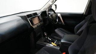 2018 Toyota Landcruiser Prado GDJ150R GXL Silver 6 Speed Sports Automatic Wagon