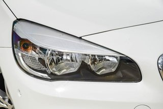 2016 BMW 2 Series F45 218d Active Tourer Steptronic M Sport White 8 Speed Automatic Hatchback