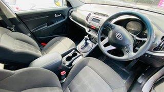 2010 Kia Sportage SL SI Silver 6 Speed Sports Automatic Wagon.