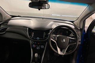 2018 Holden Trax TJ MY18 LTZ Blue 6 speed Automatic Wagon