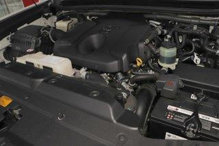 2017 Toyota Landcruiser Prado GDJ150R Altitude Crystal Pearl 6 Speed Sports Automatic Wagon