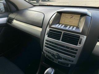 2008 Ford Falcon FG XR6 Grey 6 Speed Auto Seq Sportshift Sedan