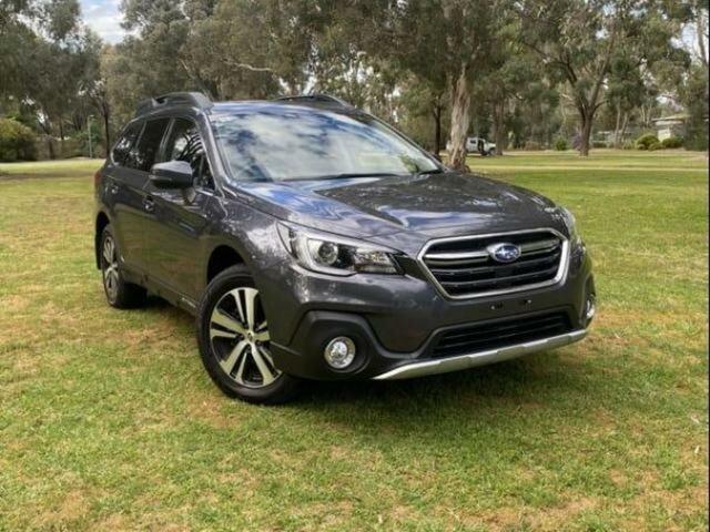Used Subaru Outback MY19 2.5i AWD Wangaratta, 2019 Subaru Outback MY19 2.5i AWD Grey Continuous Variable Wagon