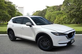 2021 Mazda CX-5 KF2W7A Maxx SKYACTIV-Drive FWD Sport 6 Speed Sports Automatic Wagon.