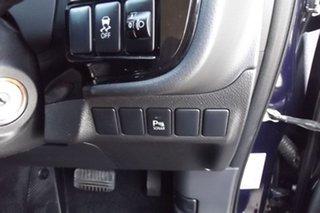 2014 Mitsubishi Outlander ZJ MY14.5 ES 2WD Blue 6 Speed Constant Variable Wagon