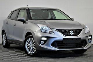 2021 Suzuki Baleno EW Series II GL Premium Silver 5 Speed Manual Hatchback.